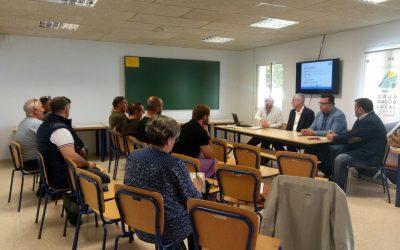 Es presenta el GALP Mar de l'Ebre a les empreses d'Amposta i Poble Nou