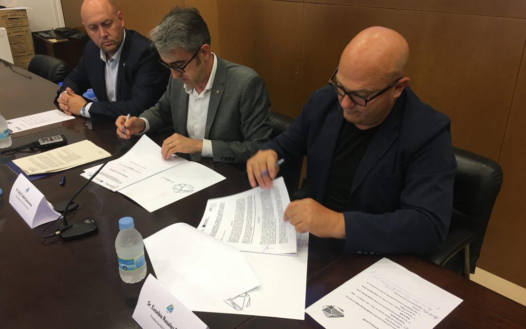 El GALP Mar de l'Ebre i el departament d'Agricultura compromesos amb el desenvolupament local participatiu