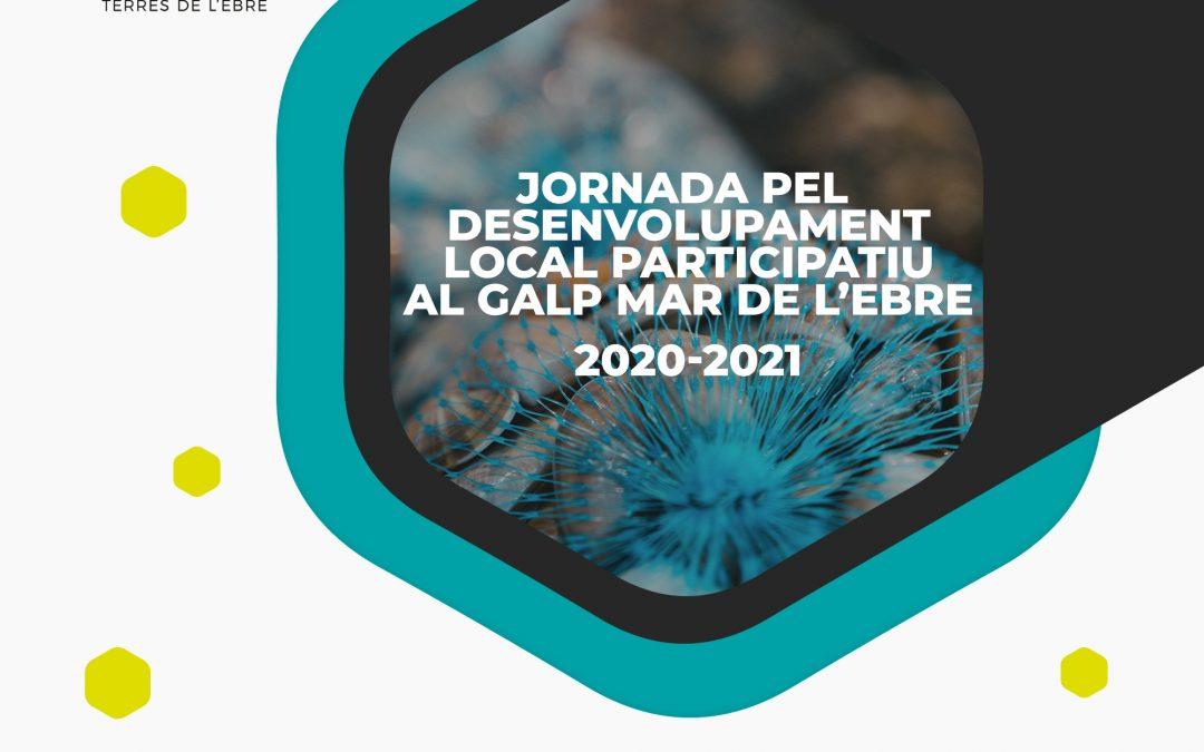 Jornada pel desenvolupament local participatiu al GALP Mar de l'Ebre